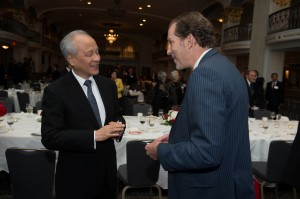 U.S.-China Policy Foundation's 21st Annual Gala Dinner and Cui Tiankai